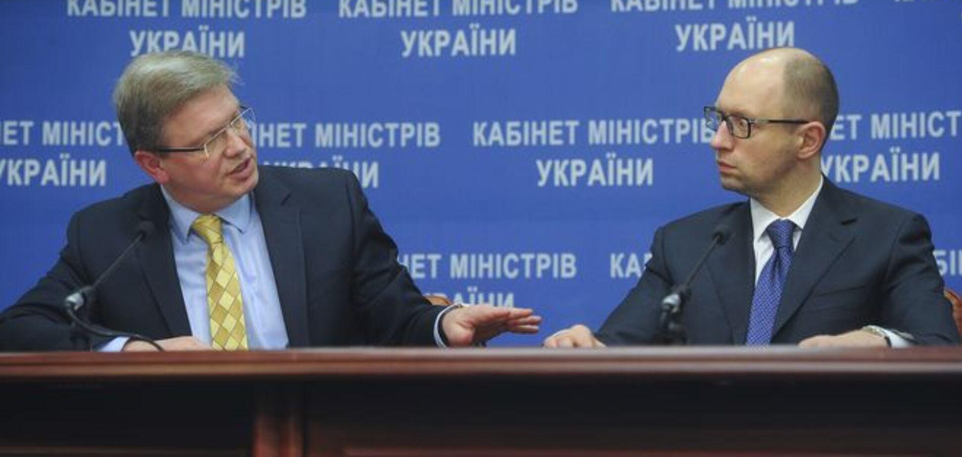 Фюле может стать советником правительства Украины - СМИ