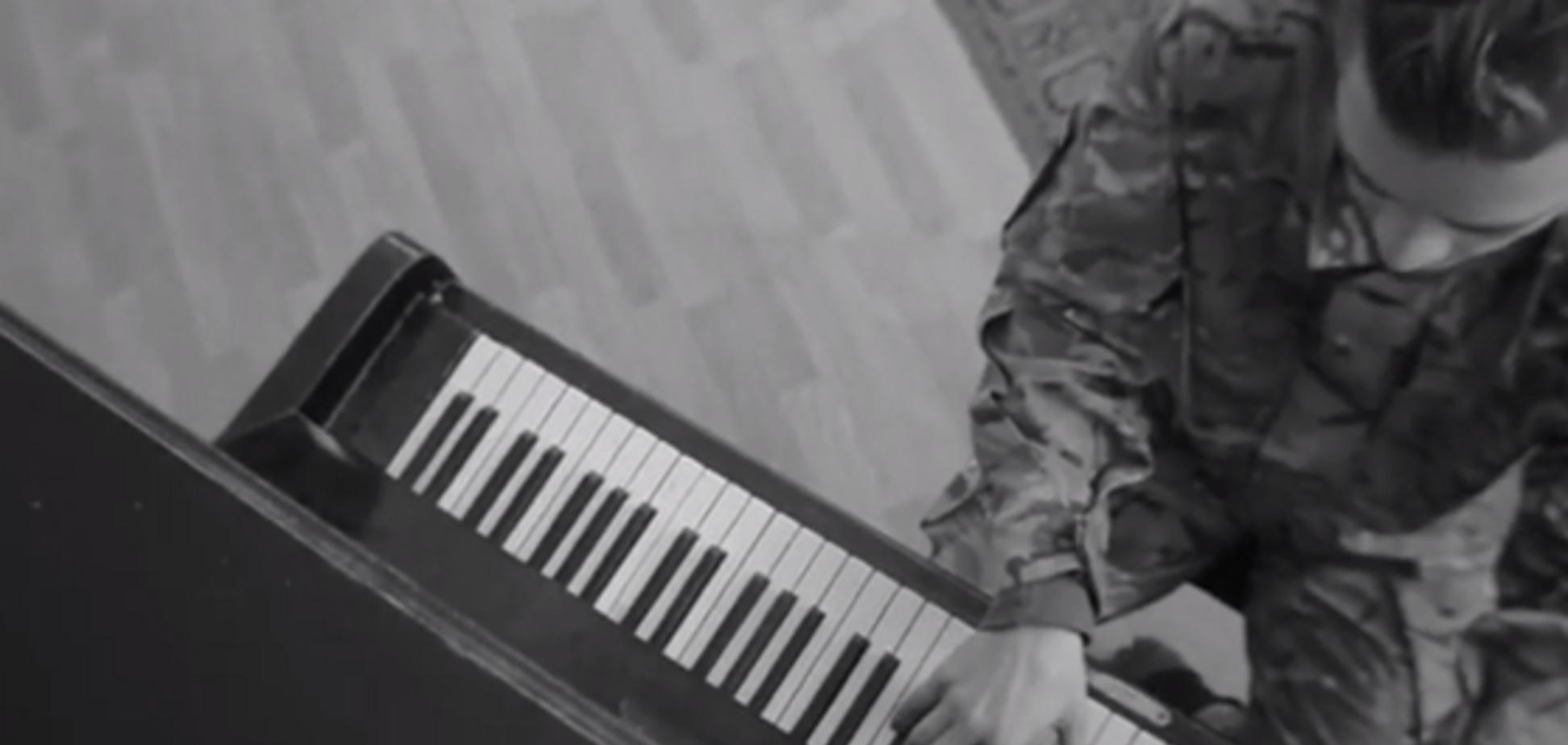 'Лунная соната' от гранатометчика из 'Донбасса': плакали даже боевики. Видео