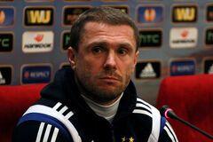 Ребров ждет провокаций от 'Генгама' в решающем матче Лиги Европы