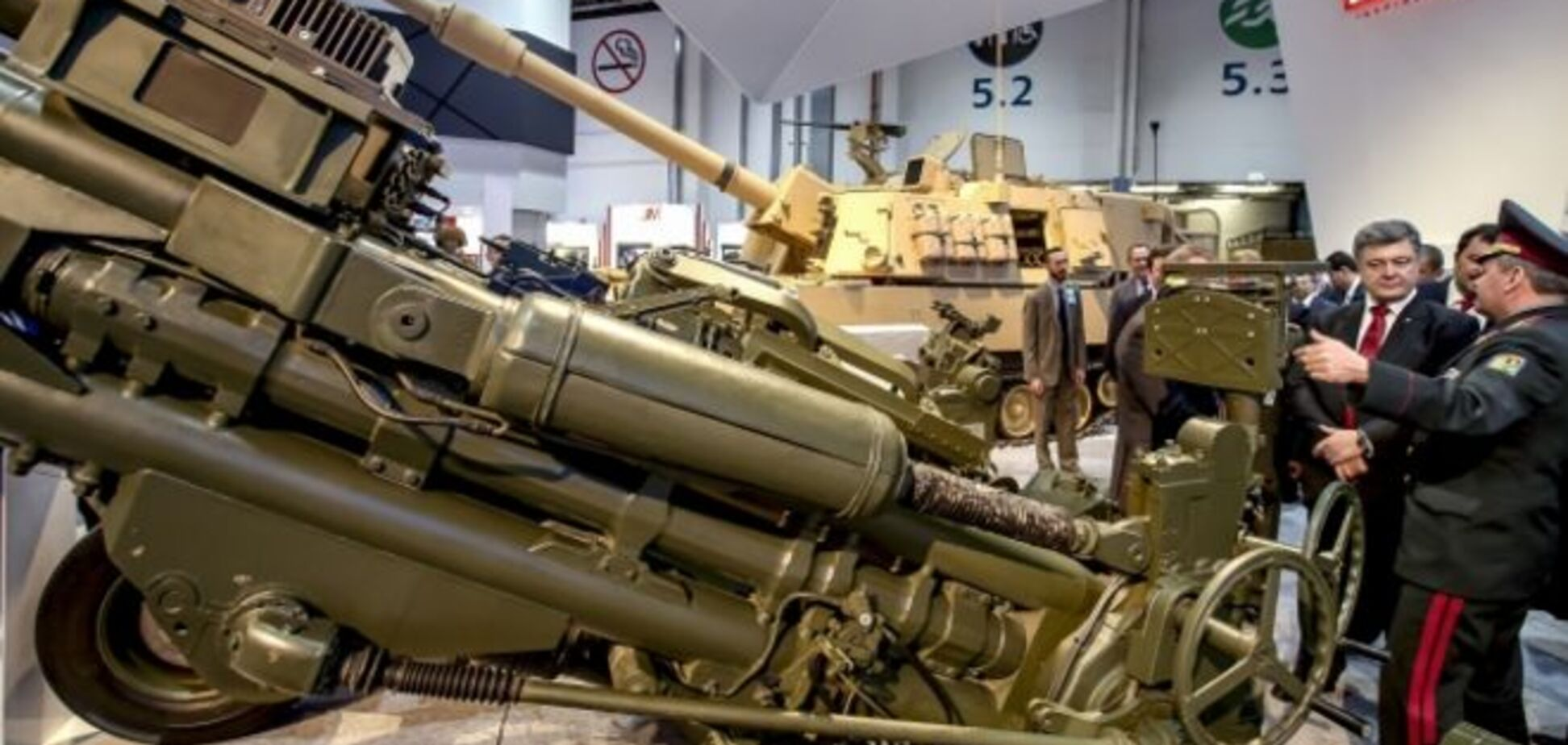 'Военторг' в ОАЭ. Какое оружие может получить Украина