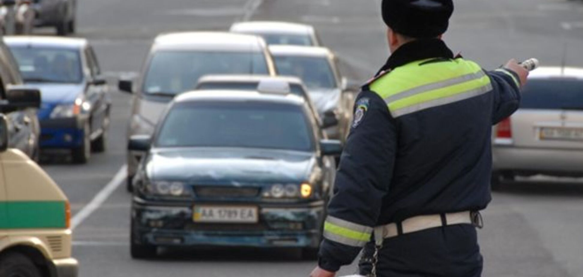 В Киеве объявлен план 'Перехват'. Ловят автоугонщиков