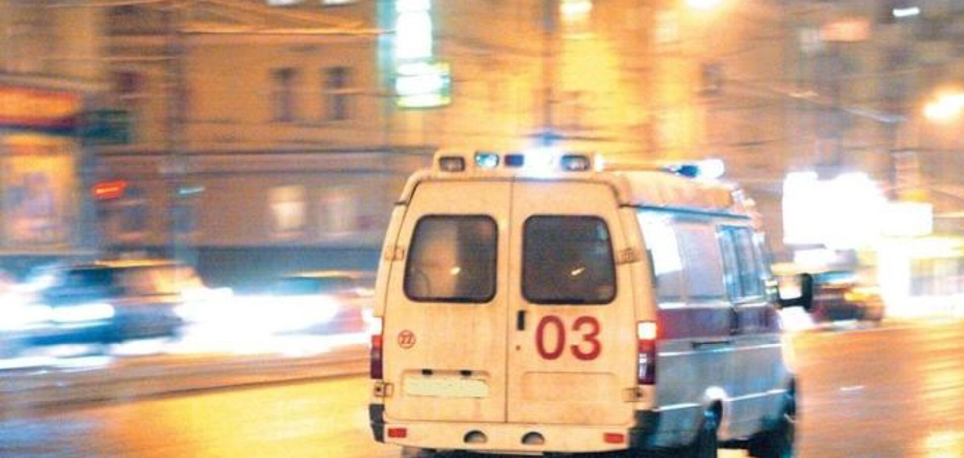 В Киеве очередному прохожему взрывом оторвало пальцы