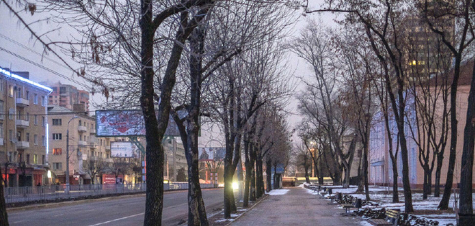 Луганск погрузился в вакуум: не работает ни мобильная связь, ни интернет