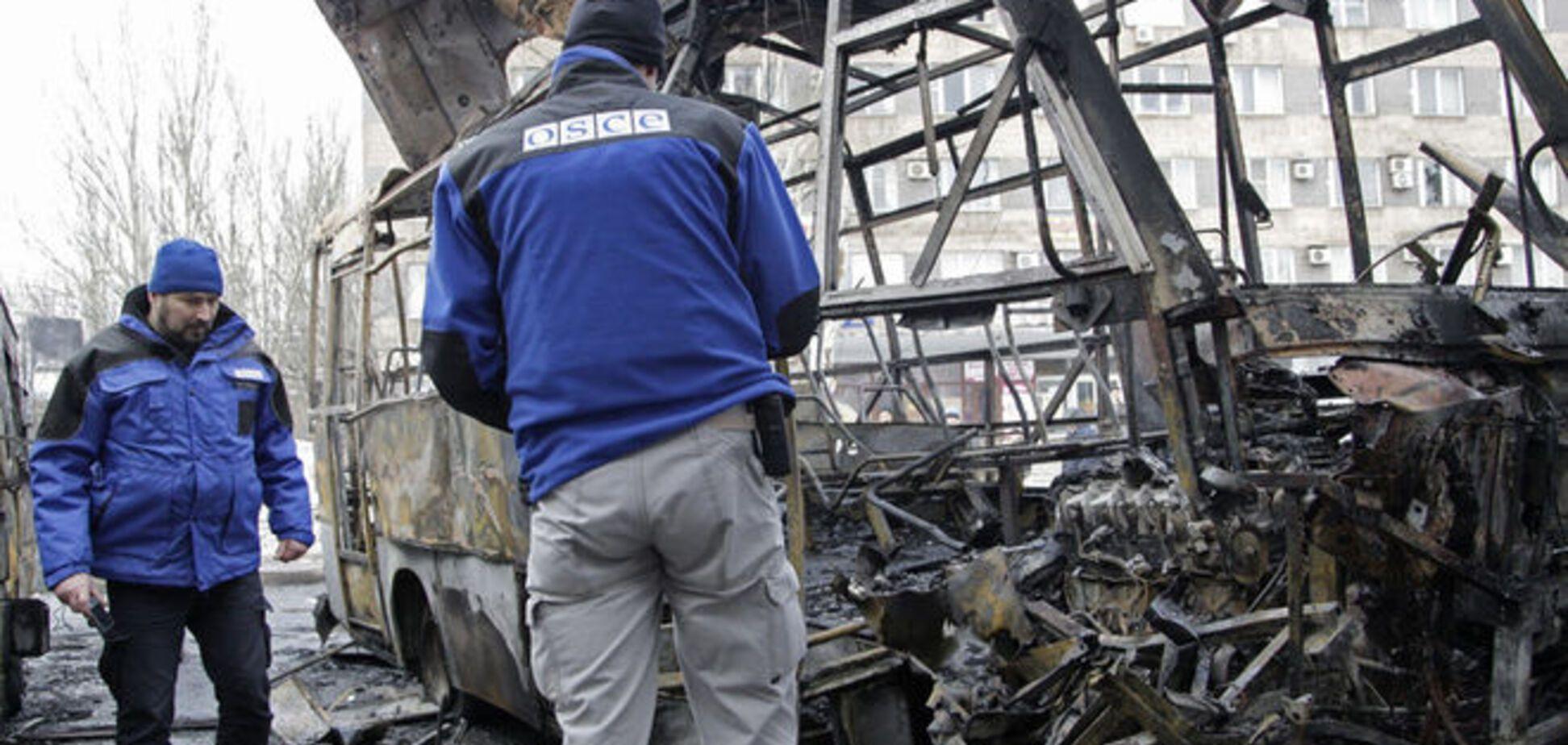 Глава ПА ОБСЕ обвинил боевиков в блокировке работы миссии на Донбассе