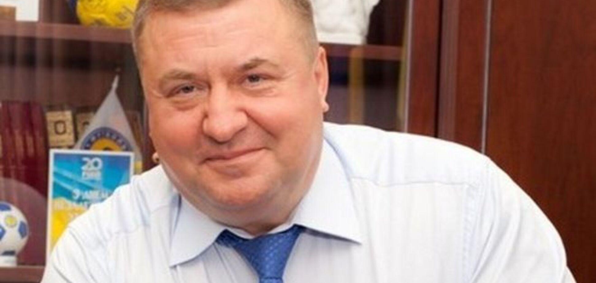 Смерть мэра Мелитополя: милиция расследует 'умышленное убийство'