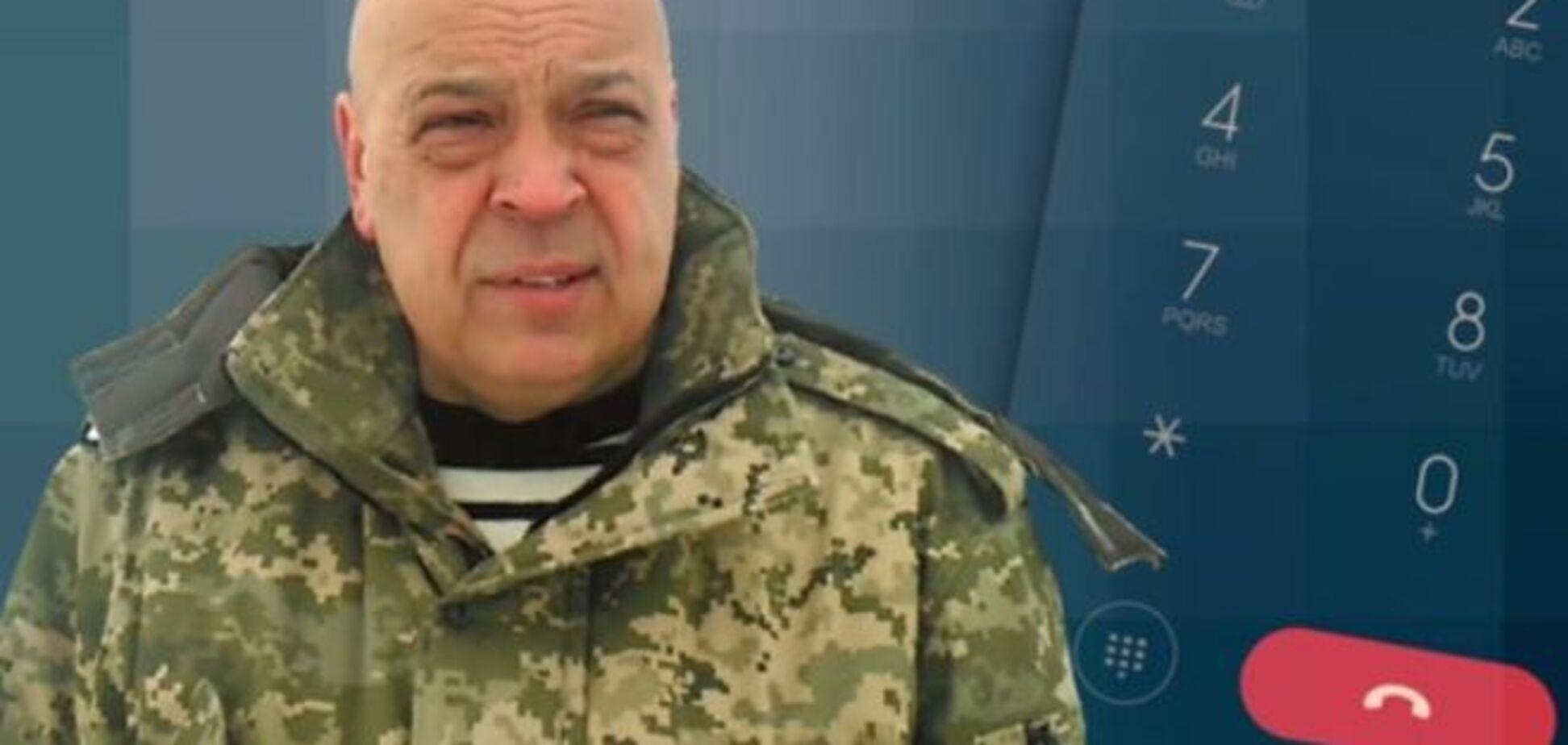 Боевики хотят сделать второе Дебальцево из города Попасная - Москаль