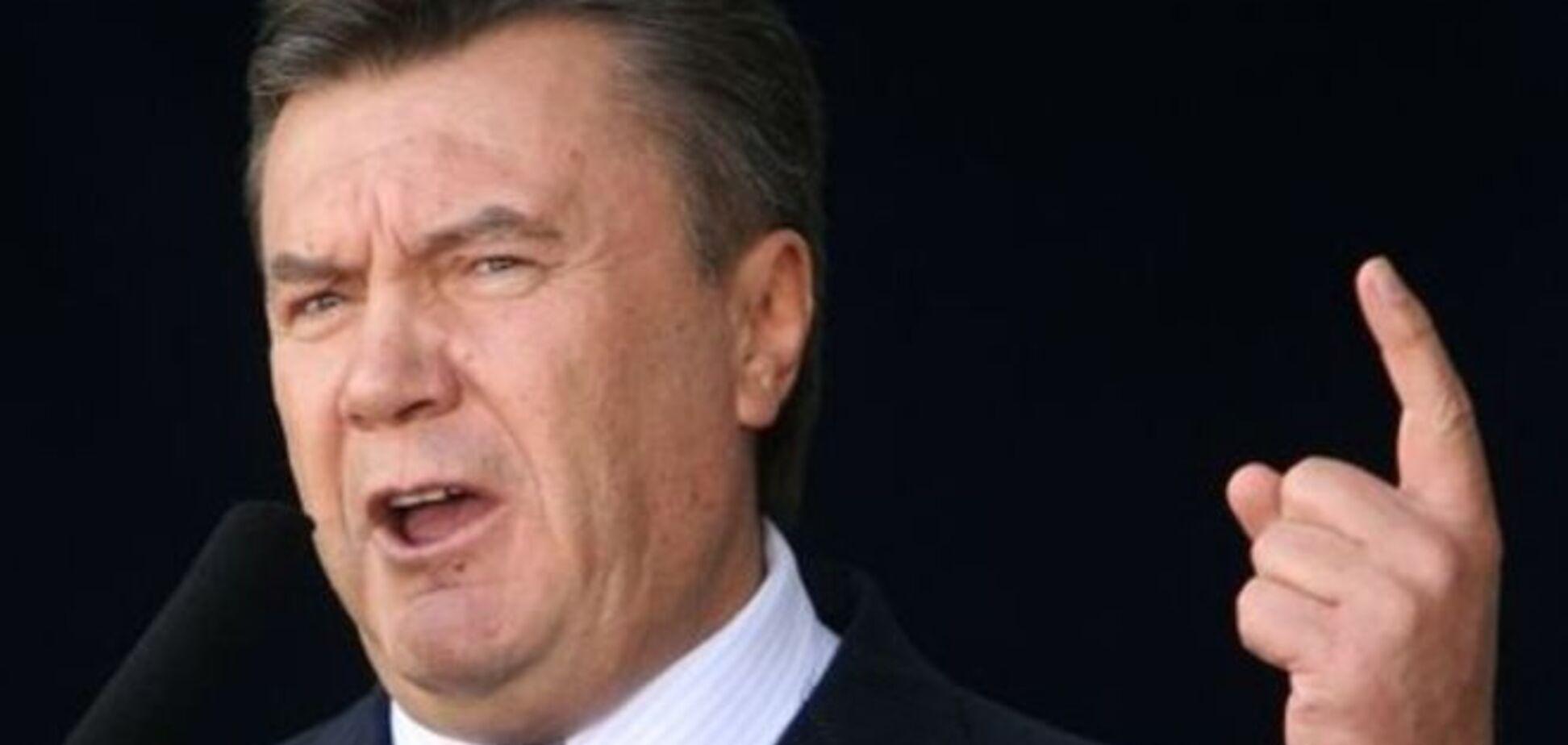Украина собрала для ЕС достаточно доказательств против Януковича и Ко - Минюст