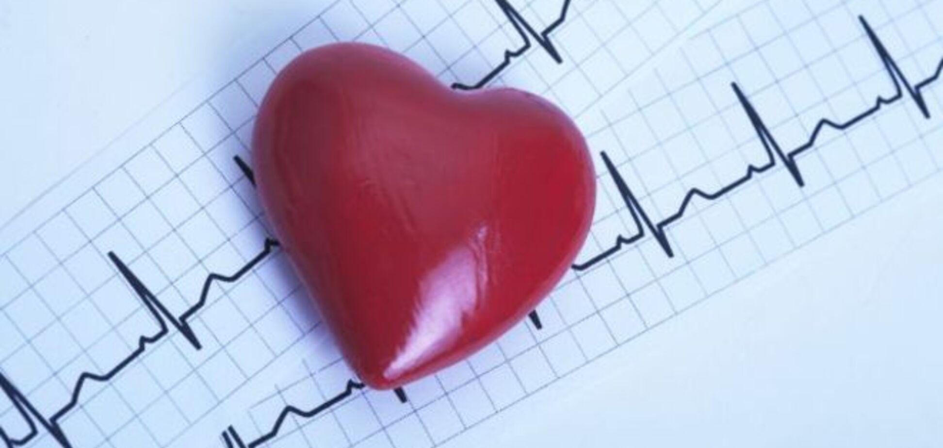 Лікарі назвали шість головних правил для здорового серця