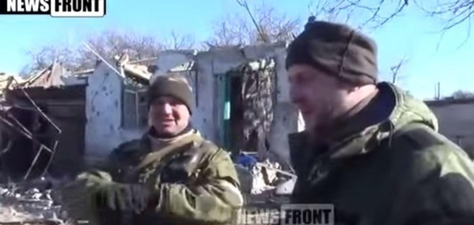 Боевики слагают шокирующие легенды о выносливости украинских военных: видеофакт
