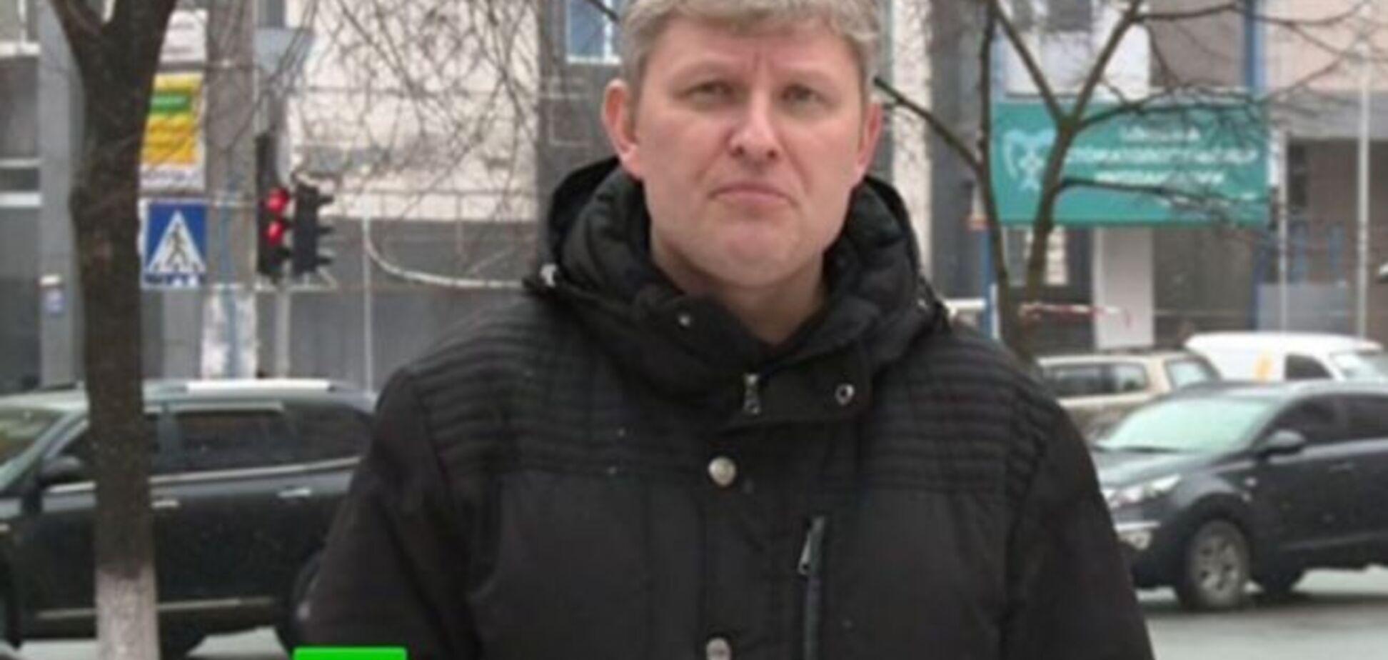 НТВ заявил о задержании в Киеве своего корреспондента