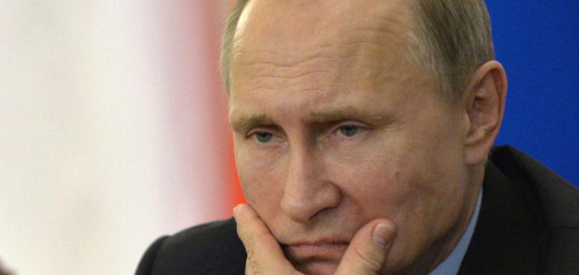 Несостоявшиеся мечты Путина