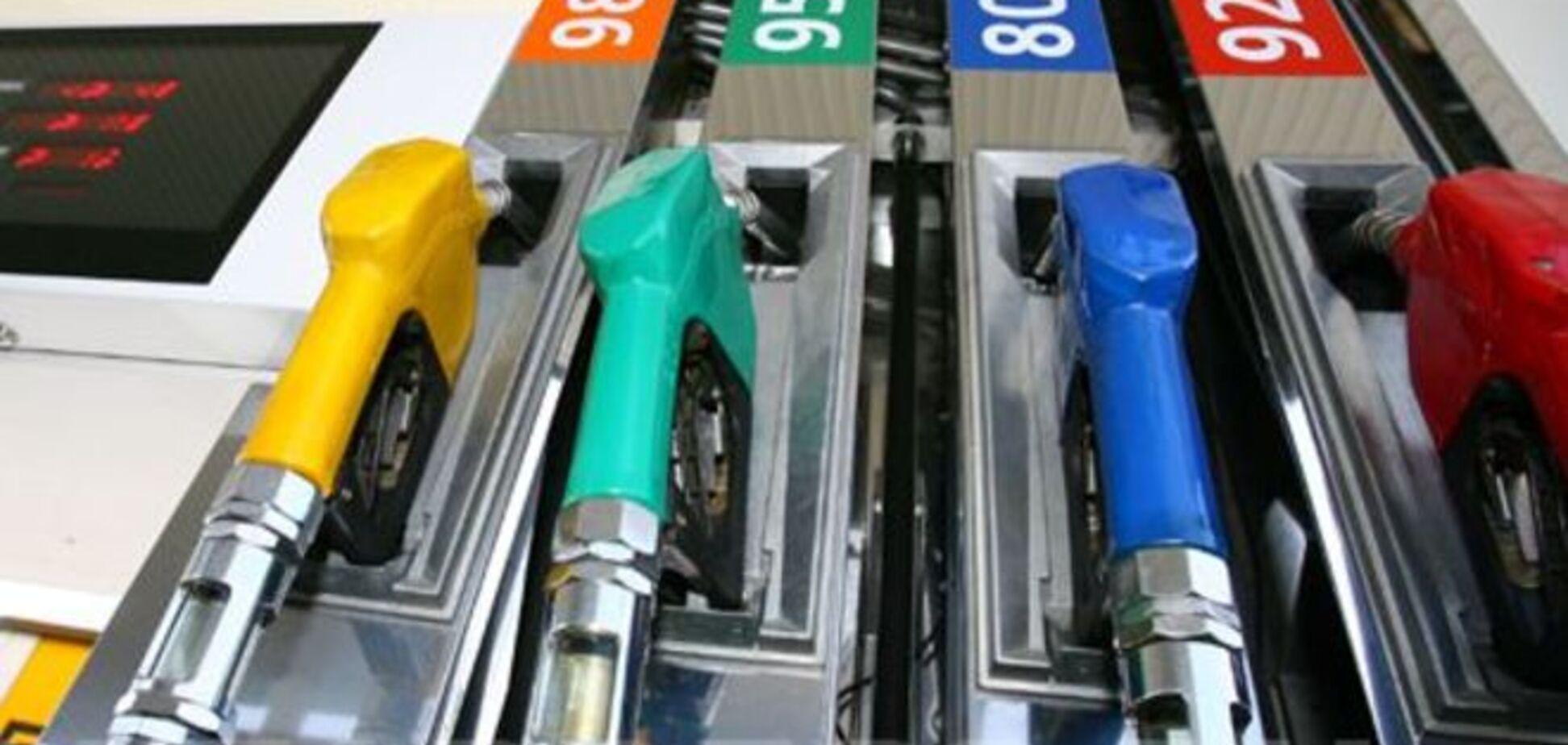 Скільки коштує бензин на різних АЗС України: 'рейтинг' цін на паливо