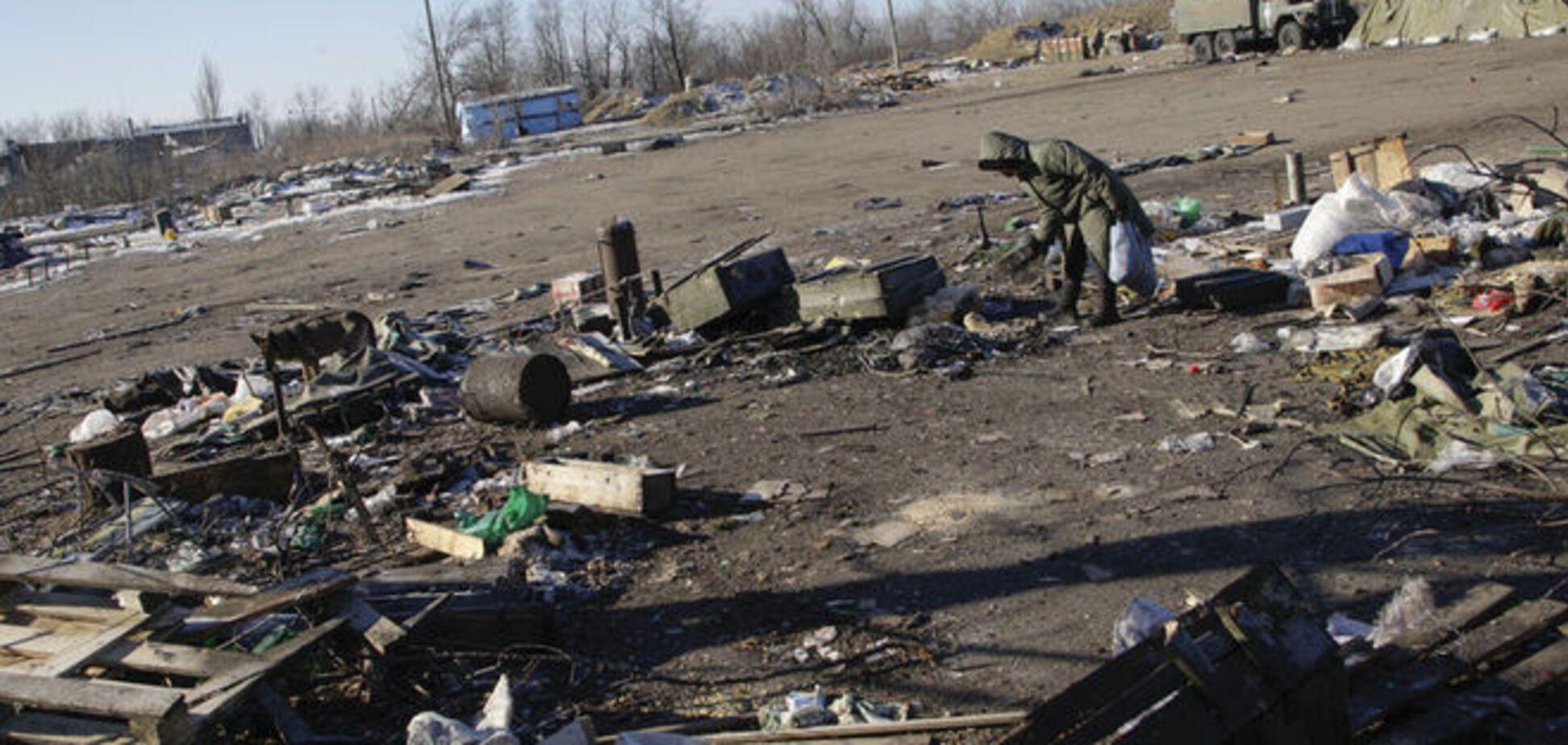 Ночью в зоне АТО стреляли на донецком направлении - штаб