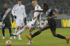 Динамо - Генгам - 3-1: видео-обзор матча