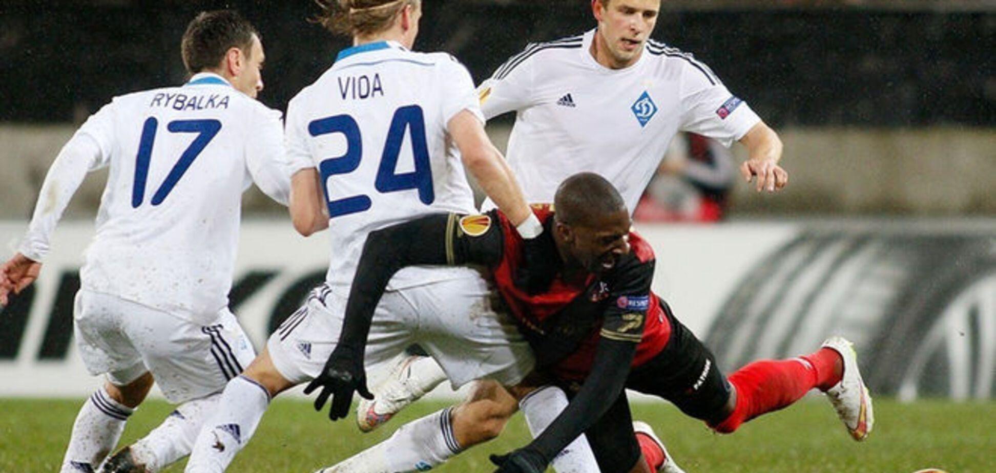 Динамо - Генгам: прогноз экспертов