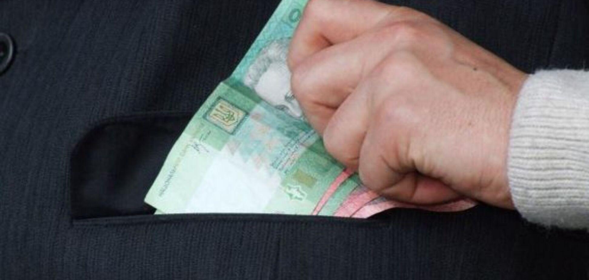 В военкоматах Украины все чаще ловят взяточников