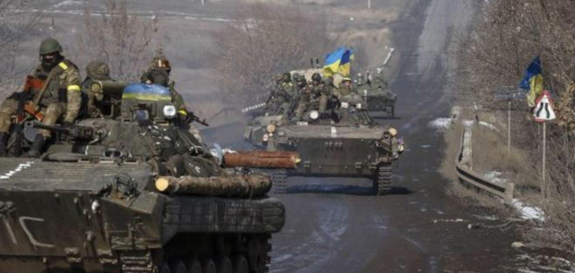 Экс-спикер АТО пояснил, почему отвод вооружения на Донбассе не опасен для Украины