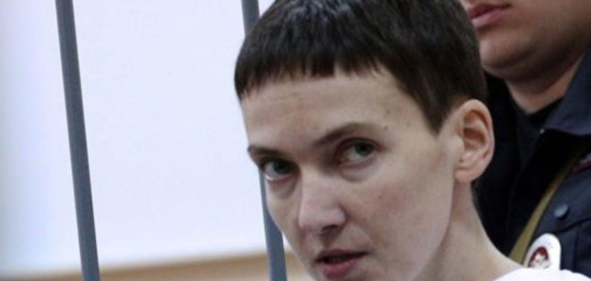'Я выдержу столько, сколько будет нужно': Савченко ответила на обращение Джемилева
