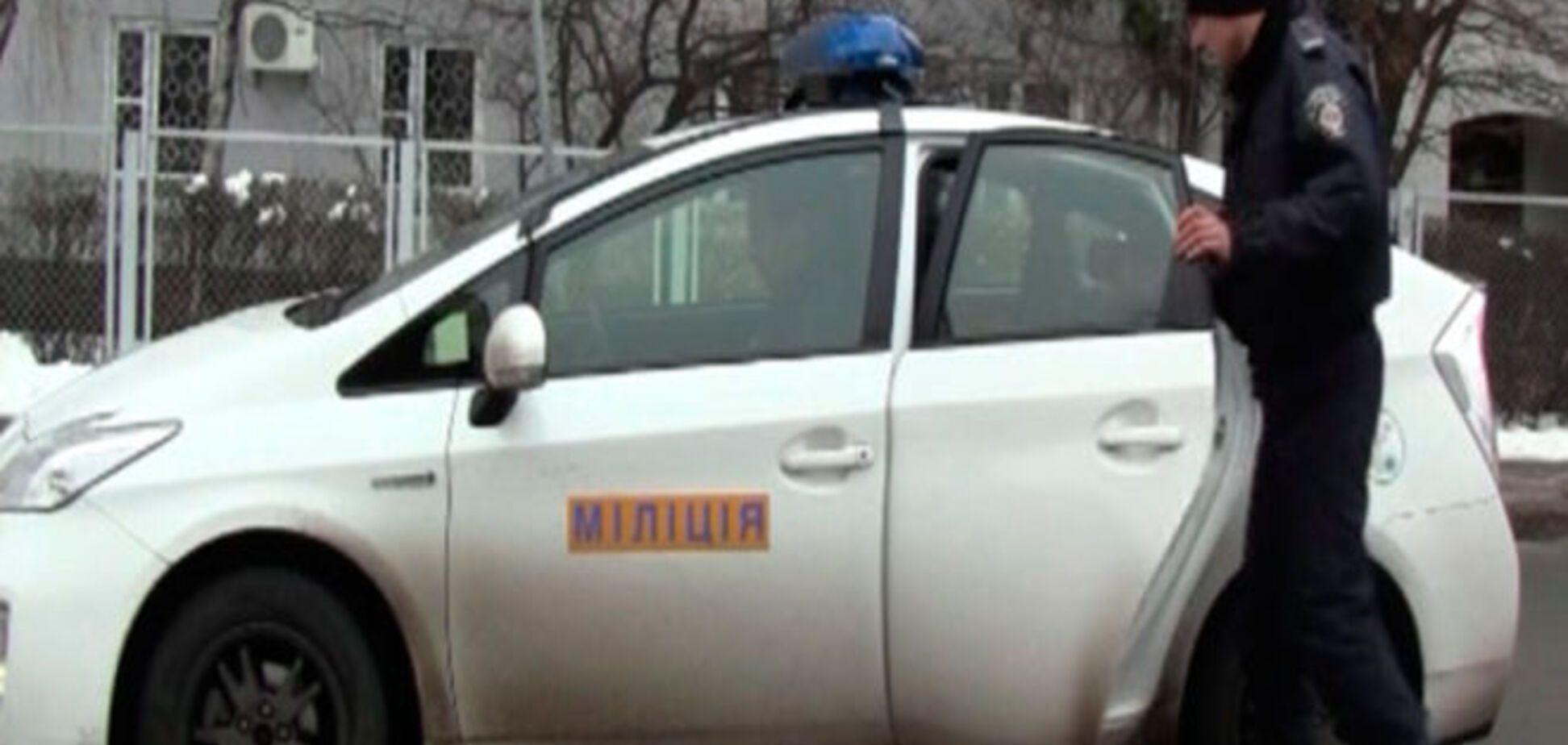 В Киеве задержали домушника, который спрятался под одеялом