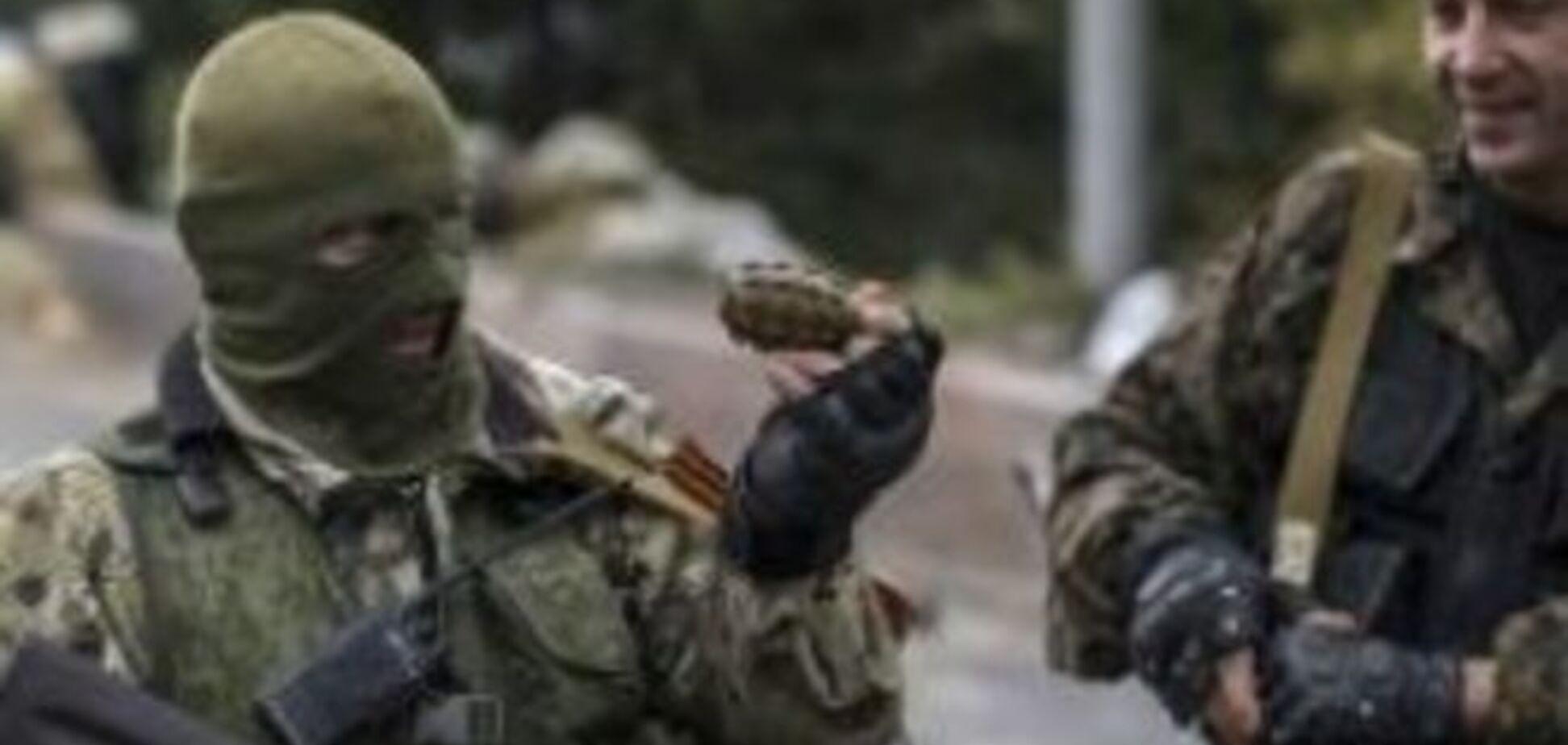 В Красном Луче застрелили неадекватного местного боевика 'ЛНР'