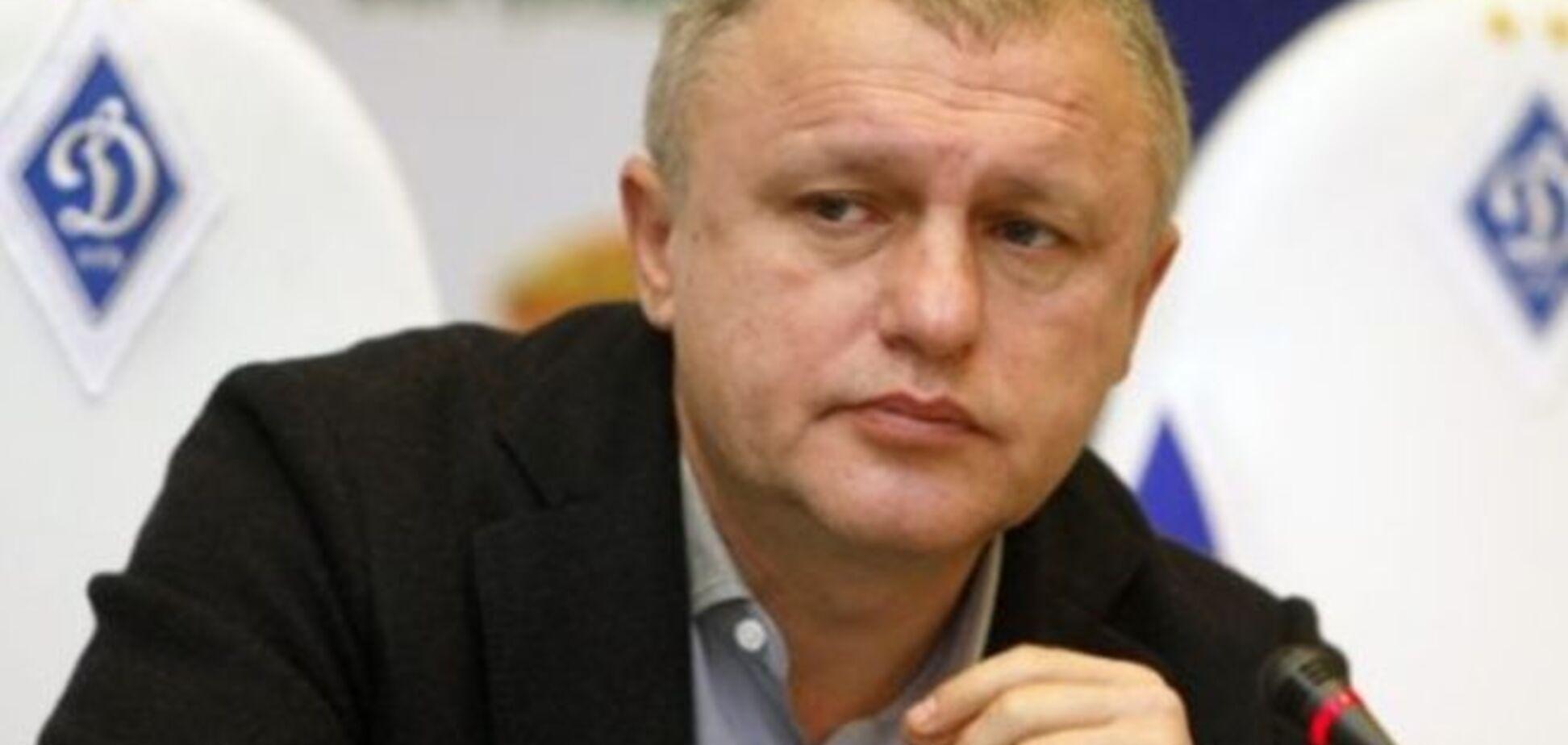 В Украине уже ничего не осталось кроме футбола - Суркис