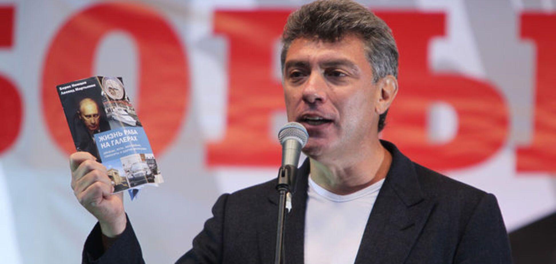 В момент убийства Немцов находился с девушкой из Украины - СМИ