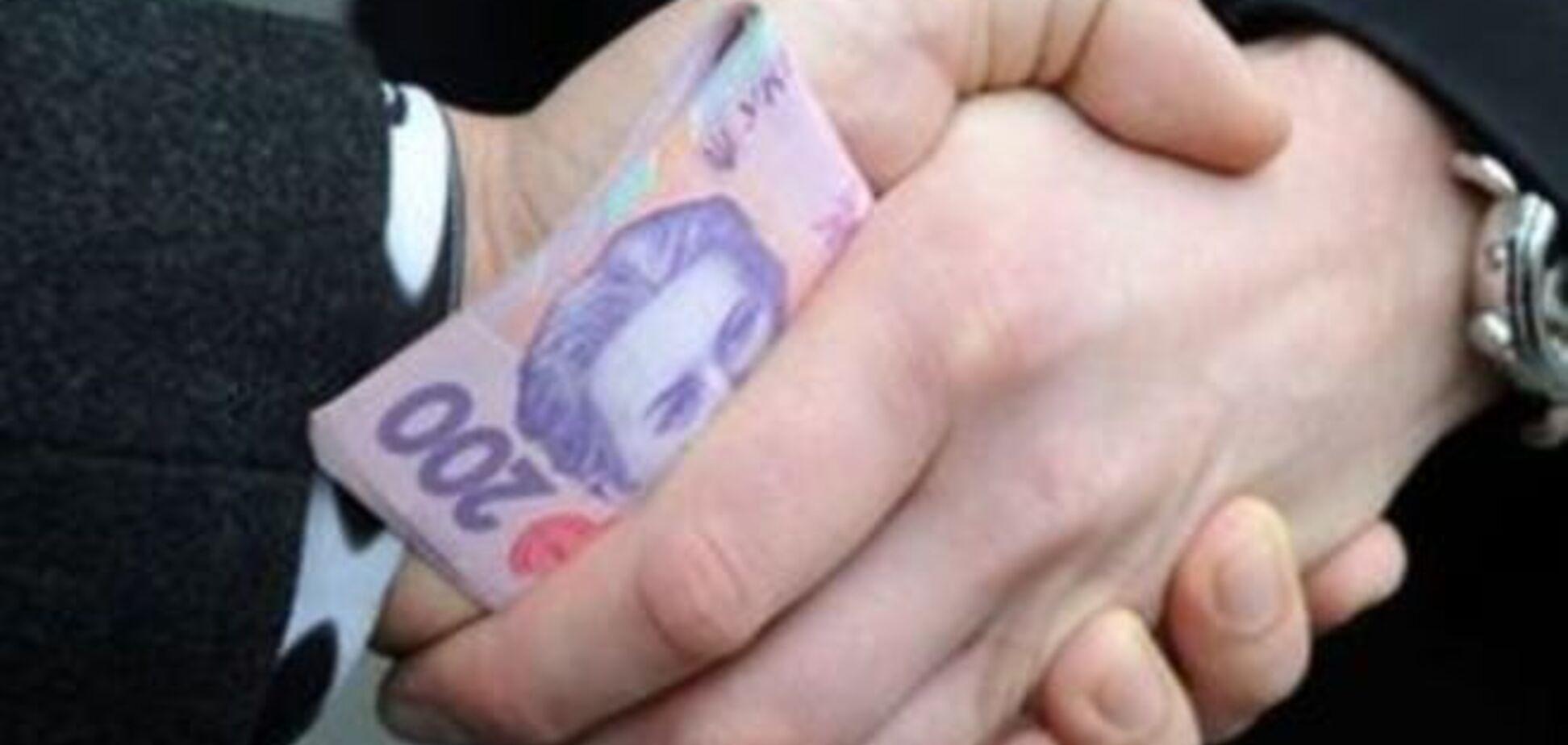 На Киевщине задержали трех милиционеров-взяточников