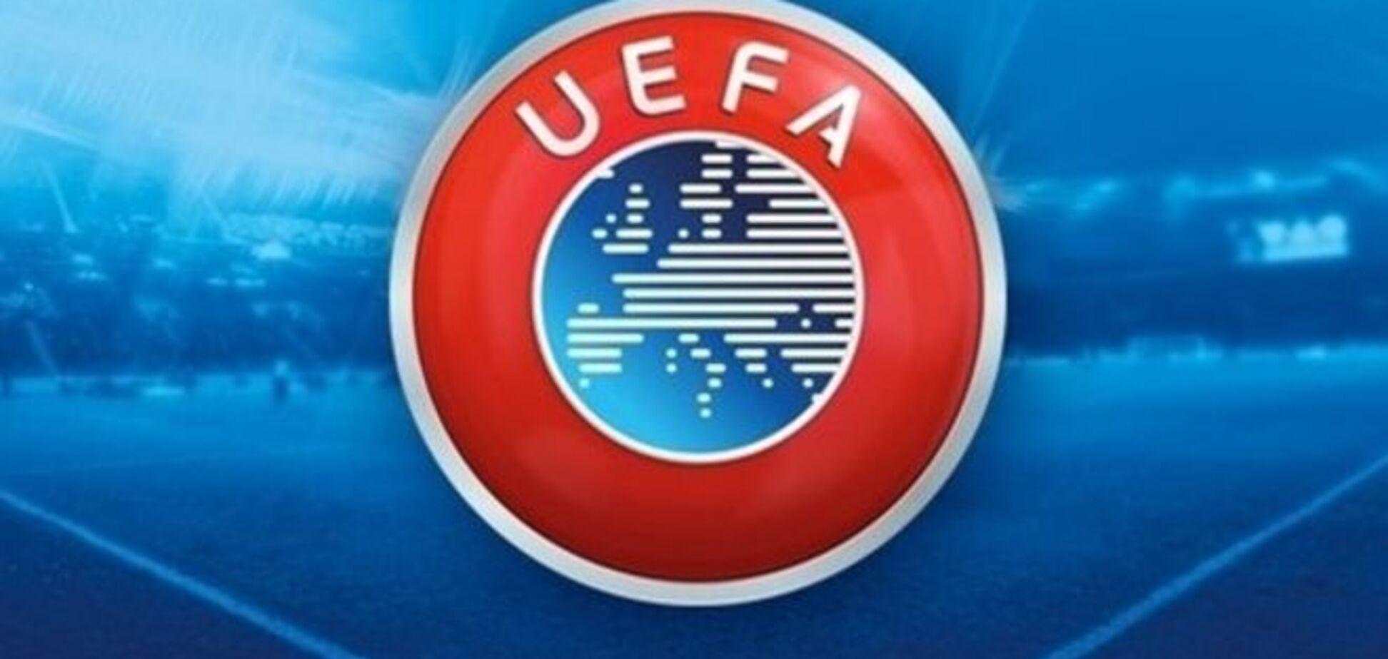 УЕФА оперативно завел дело на 'Динамо' за матч с 'Генгамом'