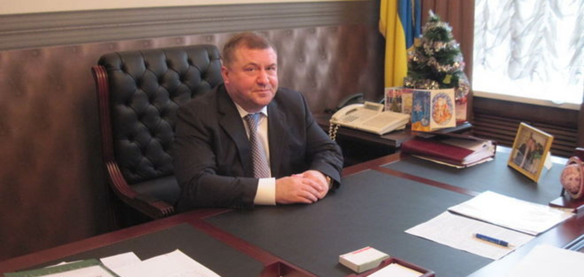 В Мелитополе объявили траур в связи с загадочной смертью мэра