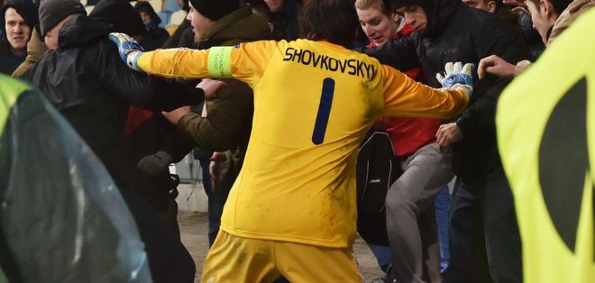 Президент ФИФА жестко критикует Киев за беспорядки на матче Динамо – Генгам
