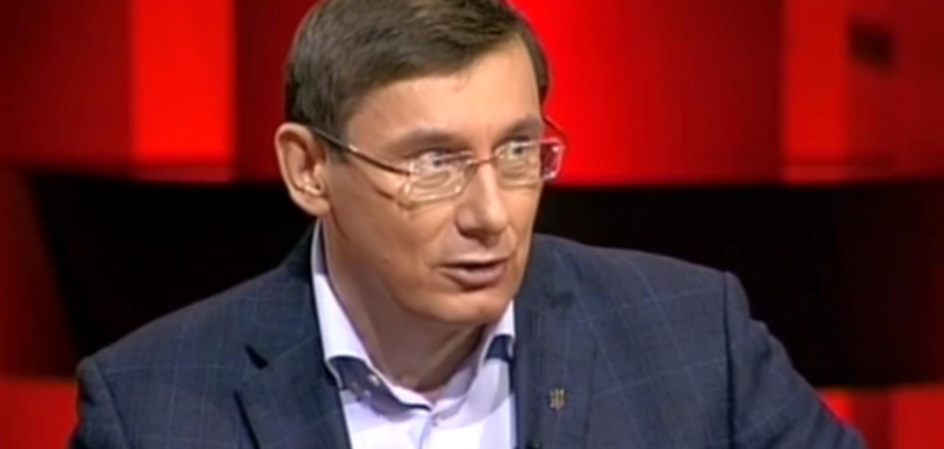 Путин готовит бунты в украинских городах весной – Луценко