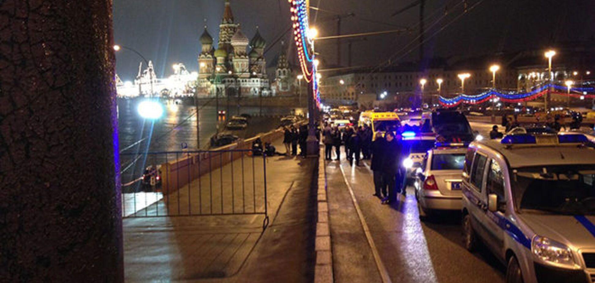 В Немцова стреляли не менее восьми раз - Следком России