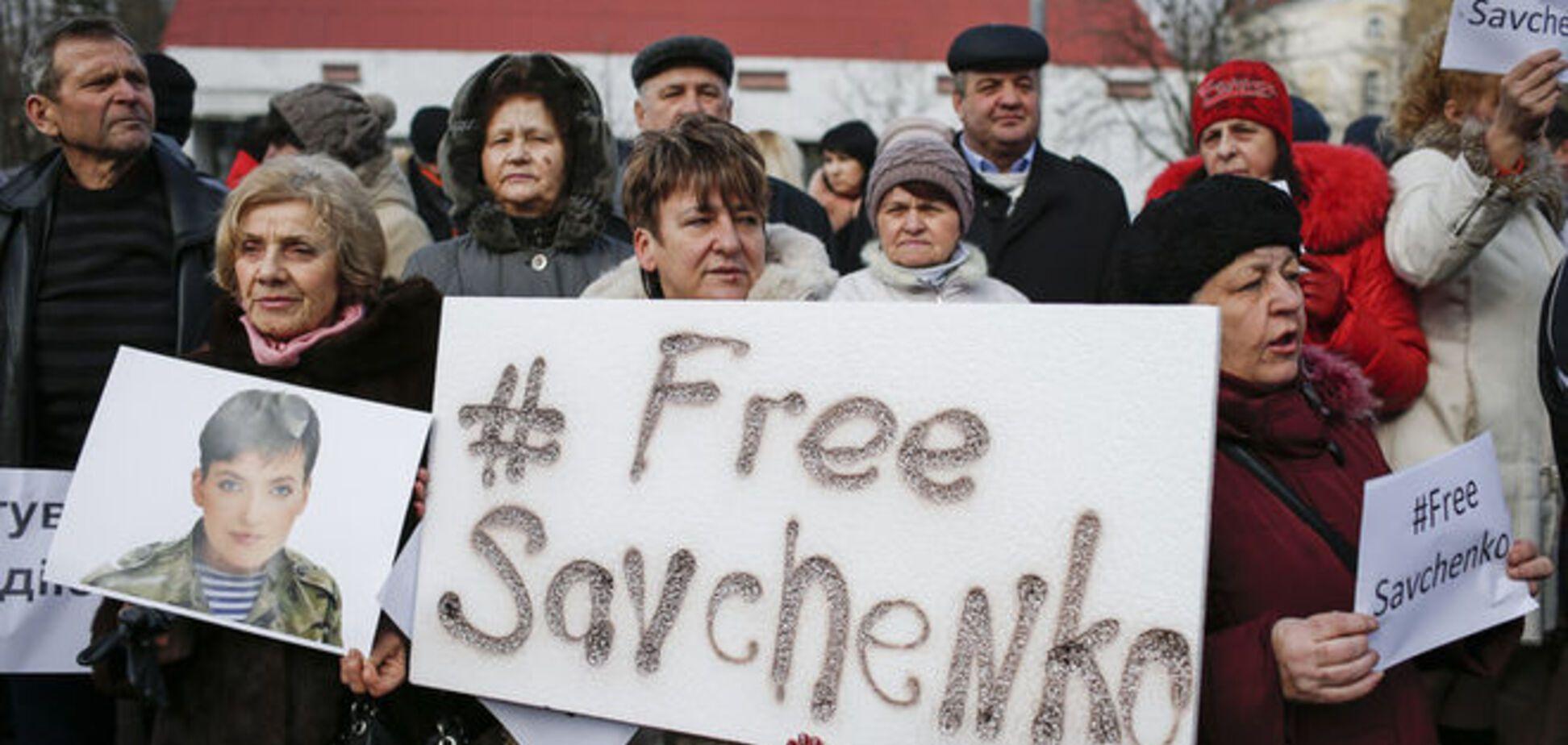 Совет по правам человека при Путине потребовал изменить меру пресечения Савченко