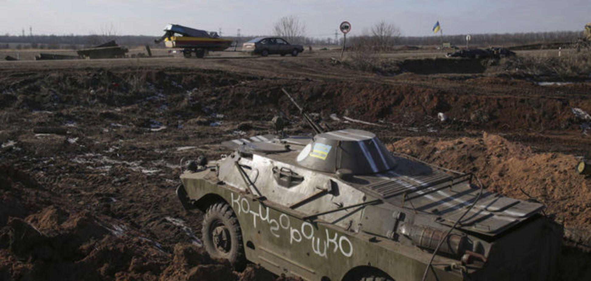 В Днепропетровск доставлены тела 30 погибших под Дебальцево украинских героев