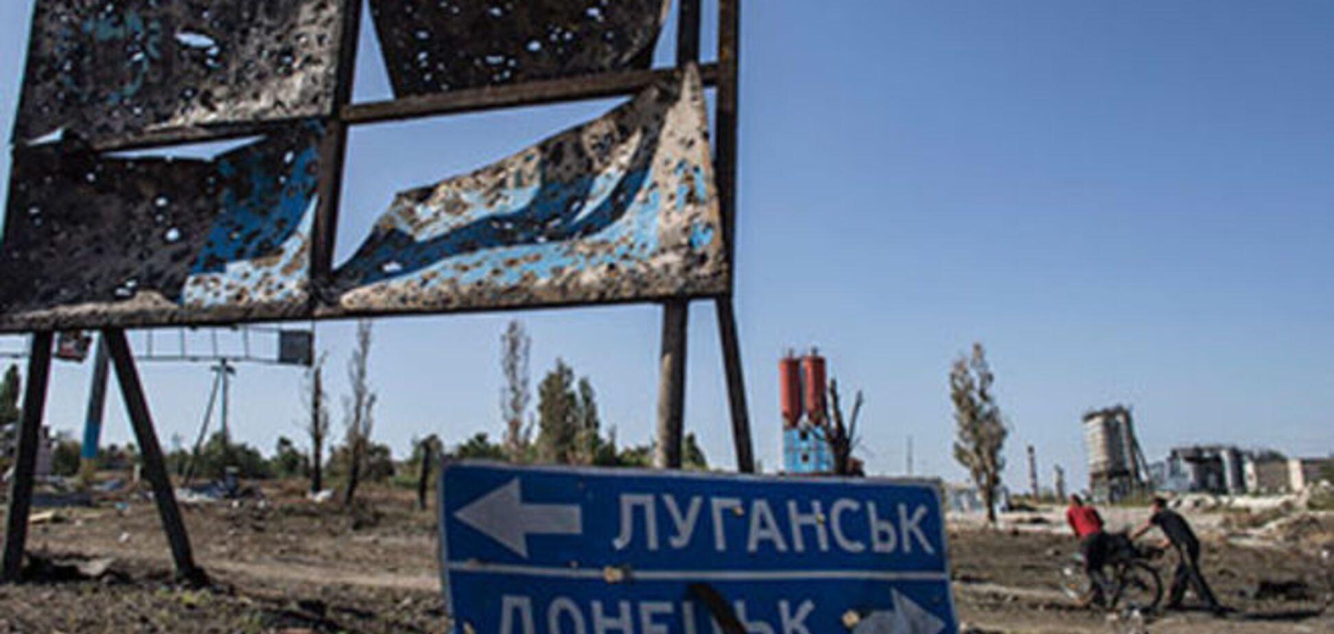 'ЛНР'-овцы хотят выпускать 'свои' паспорта, чтобы ездить в Россию и к соседним террористам 'ДНР'