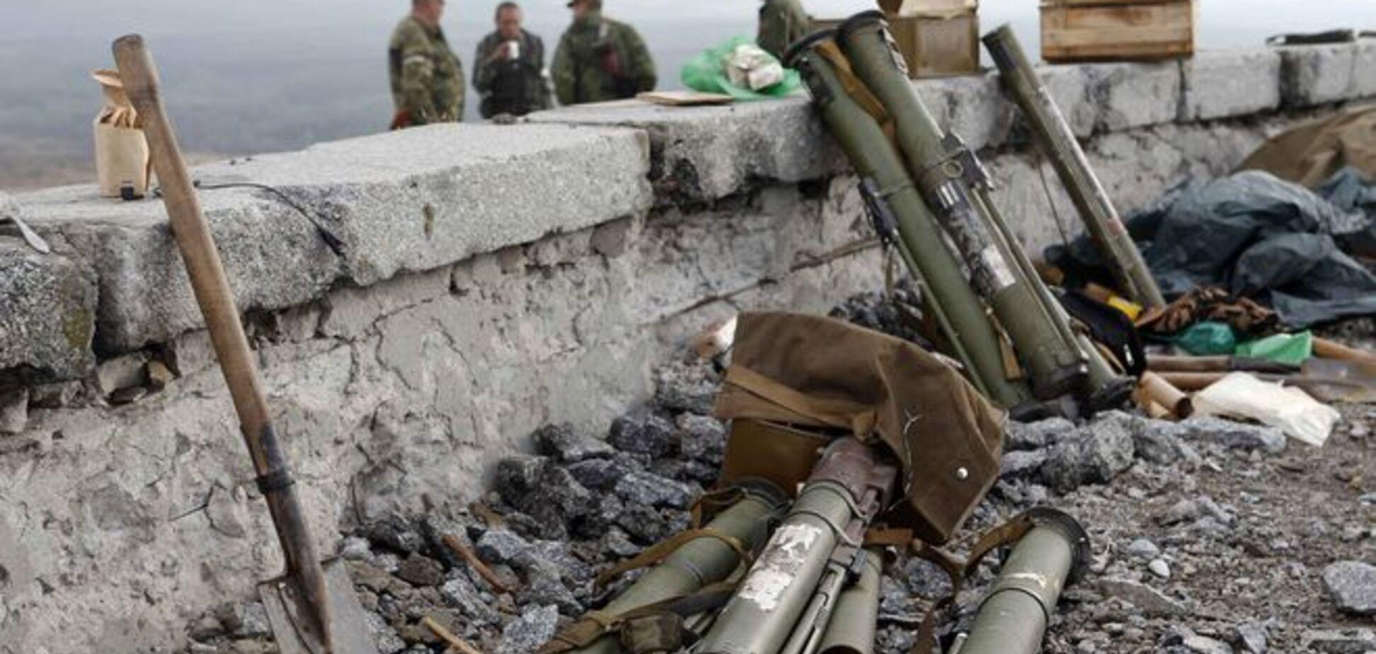 Боевики на Донбассе активно перугруппировываются и восстанавливают боеспособность