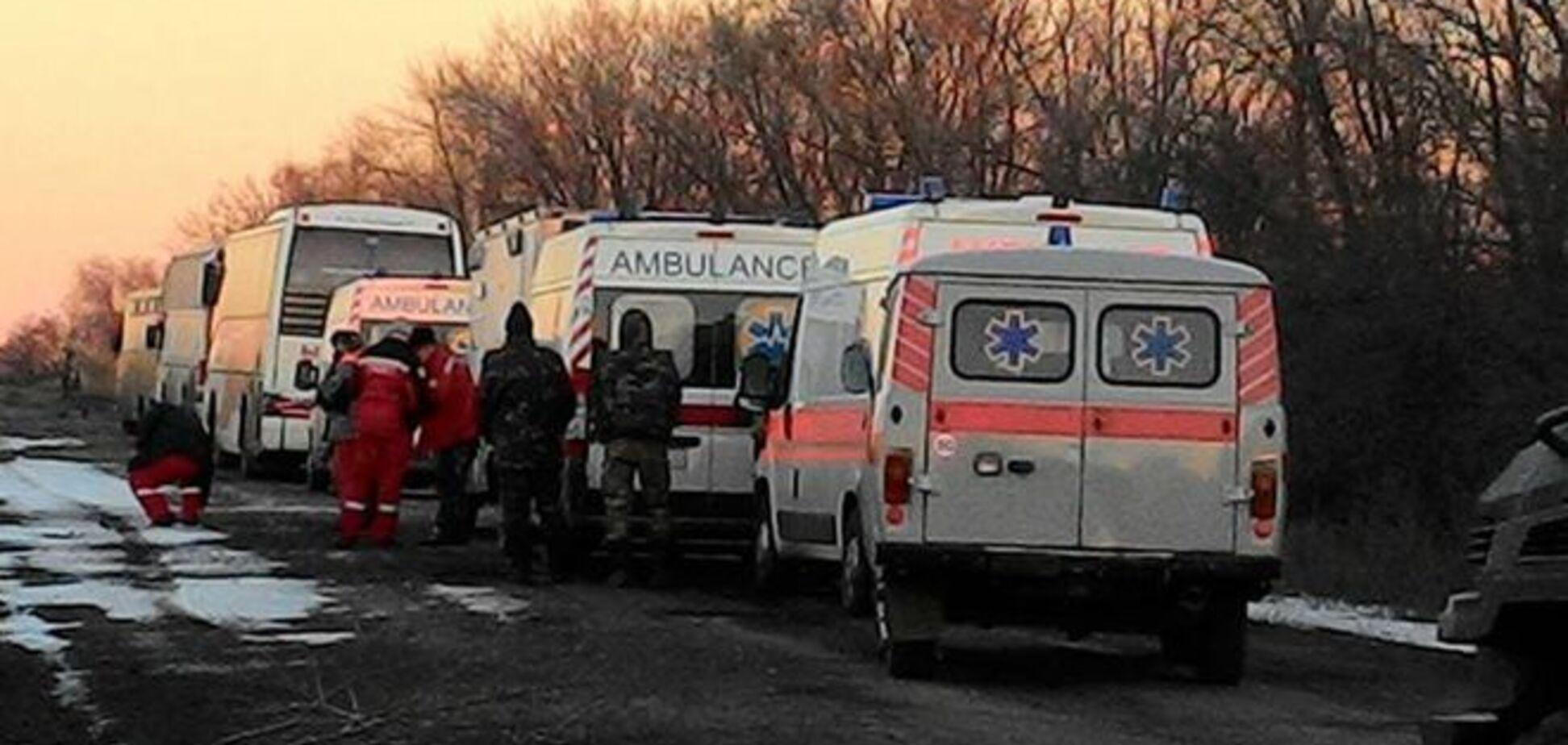Из плена террористов освободили восемь украинских пленных