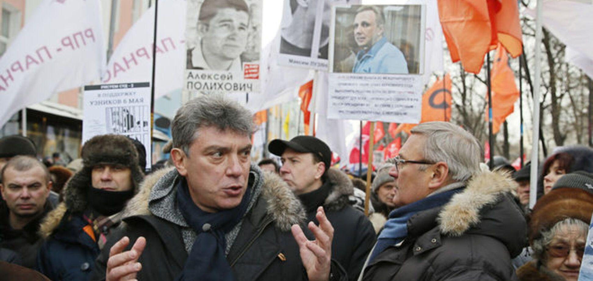 Олланд осудил 'чудовищное убийство' Немцова