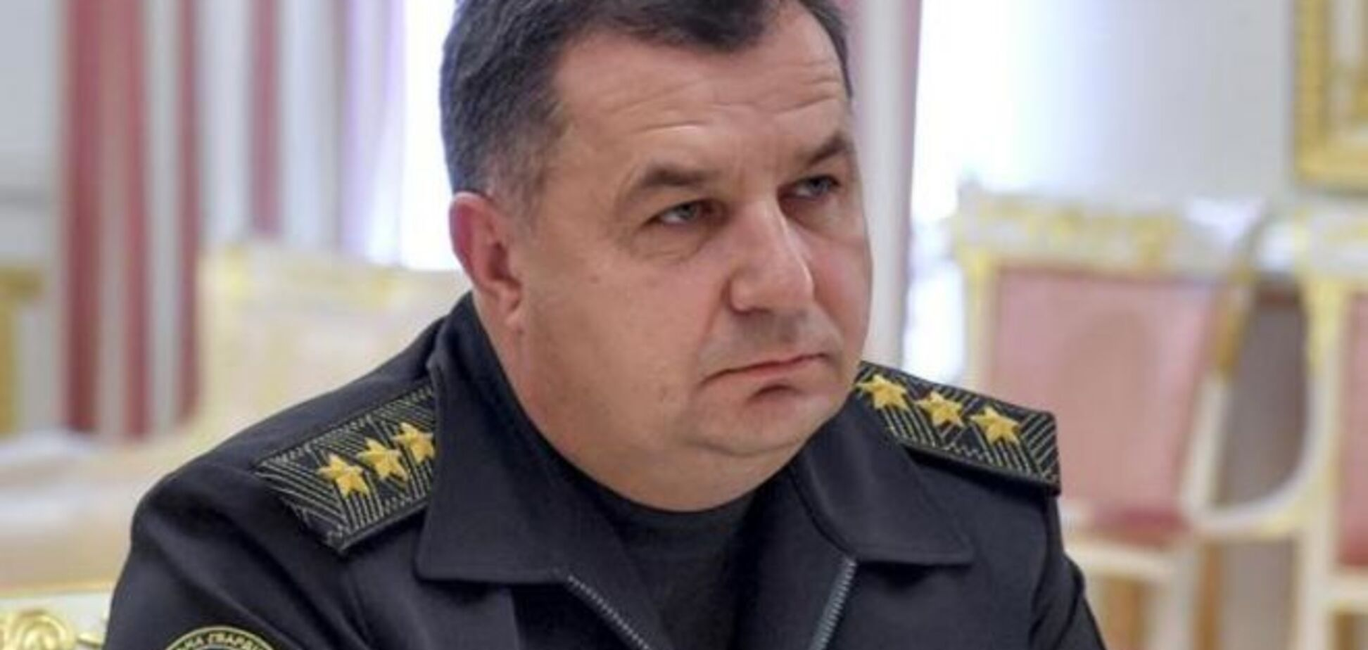 Под Мариуполем достаточно сил, чтобы дать отпор террористам - Полторак