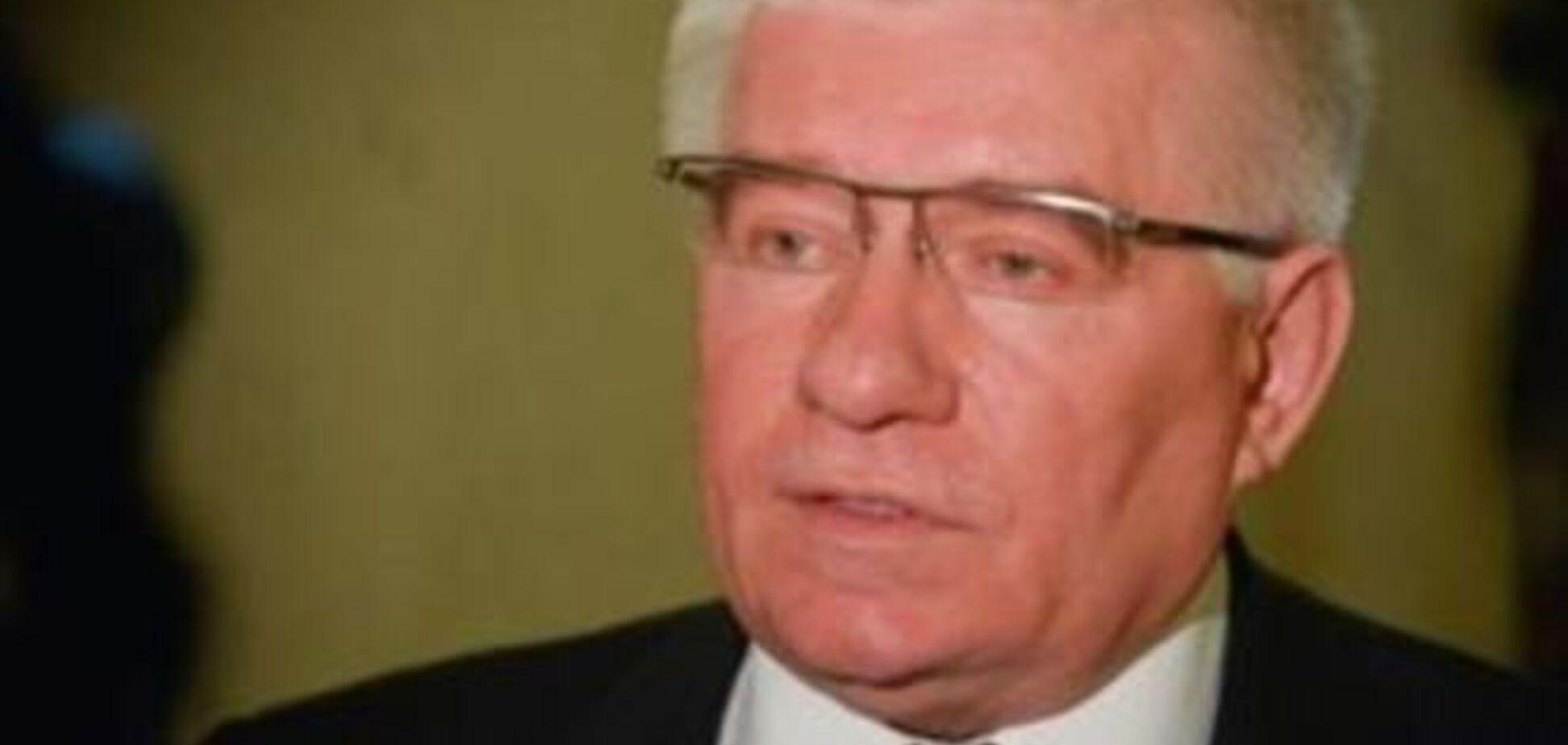 Милиция официально назвала причину смерти Чечетова