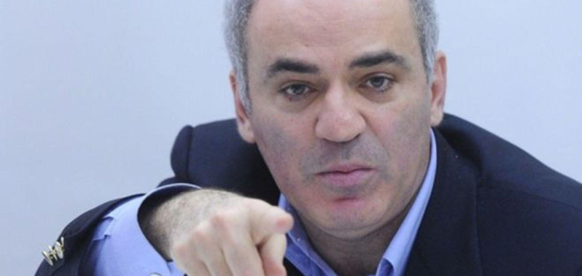 Каспаров объяснил, как Путин связан с гибелью Немцова