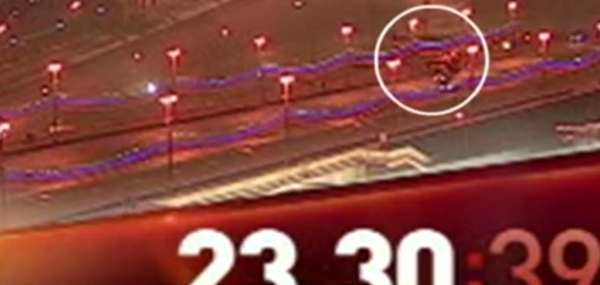 Камера зафиксировала момент убийства Немцова: видеофакт