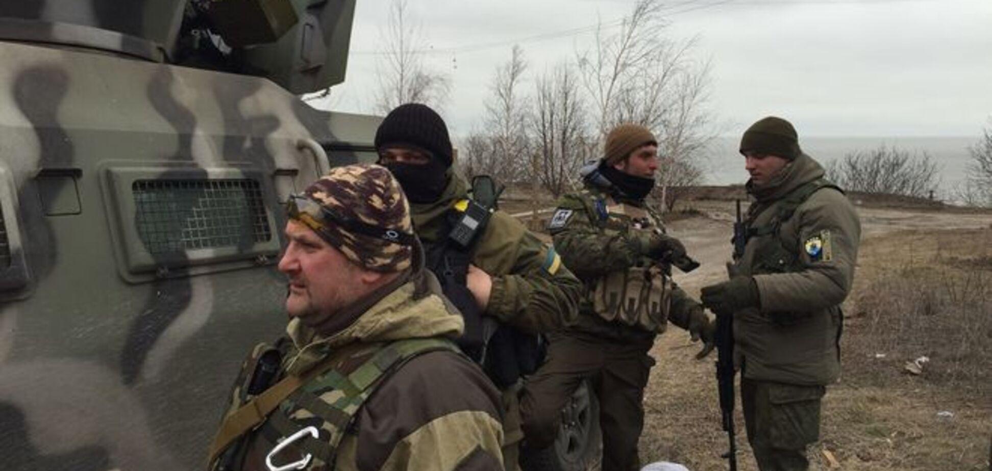 В Широкино боевики продолжают 'кошмарить' силы АТО: фоторепортаж с передовой