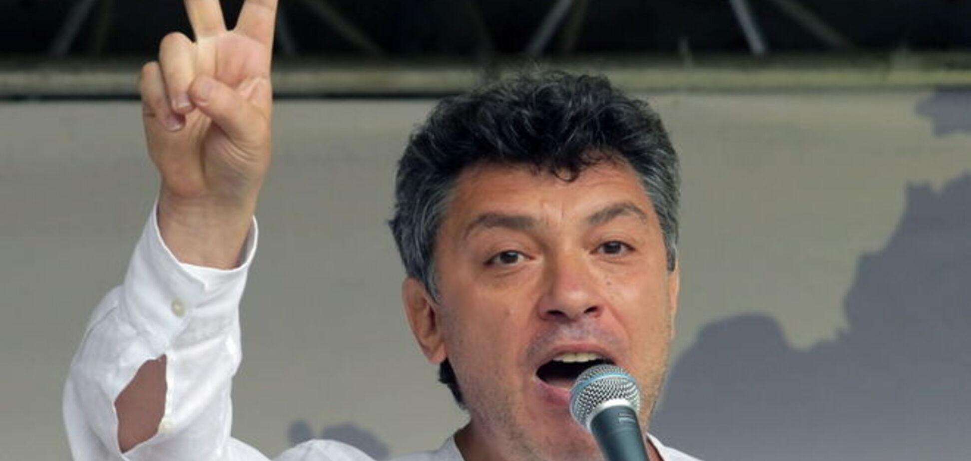 Опубликованы 10 ярких цитат Немцова об Украине