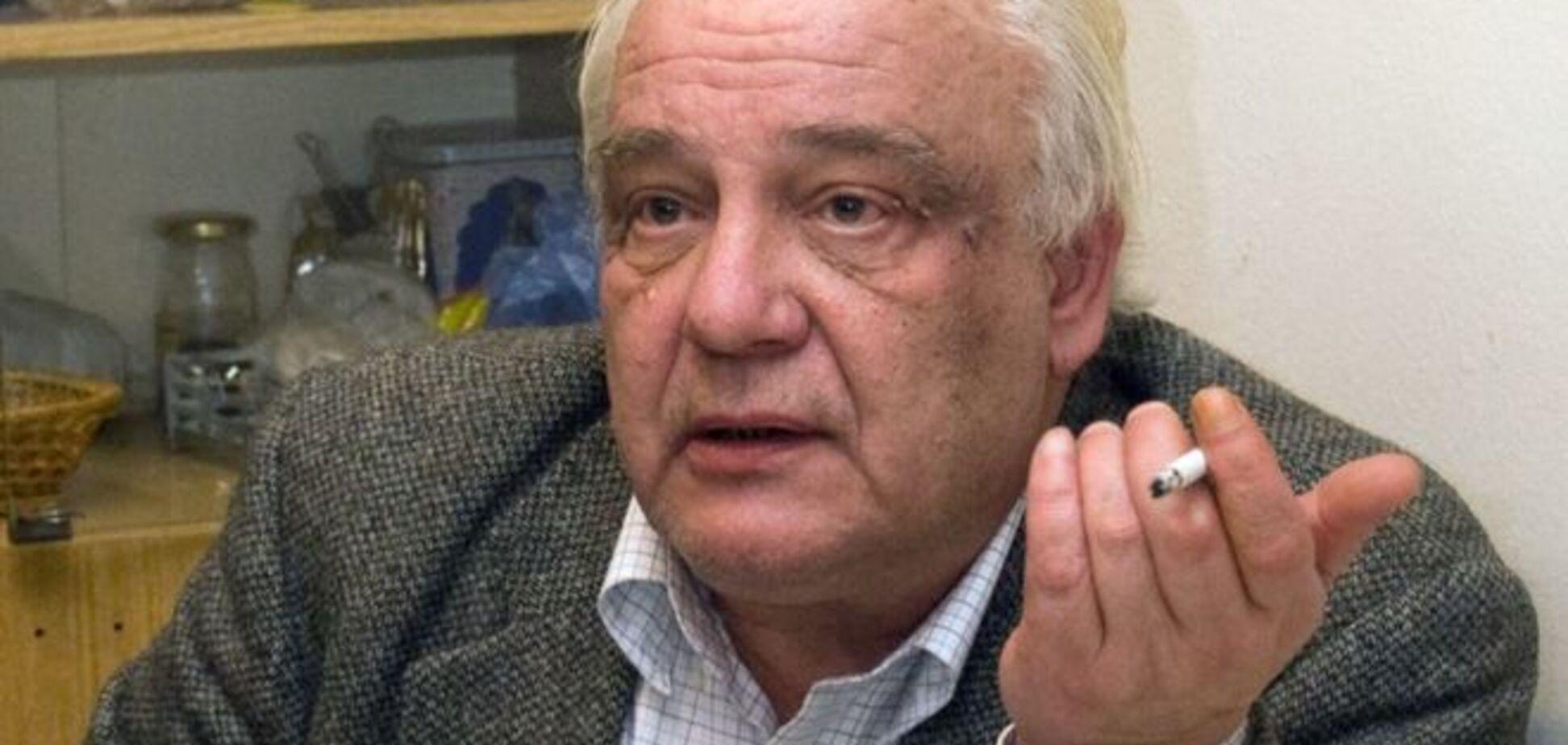 Никто, кроме путинского режима, не способен на расстрел рядом с Кремлем – Буковский