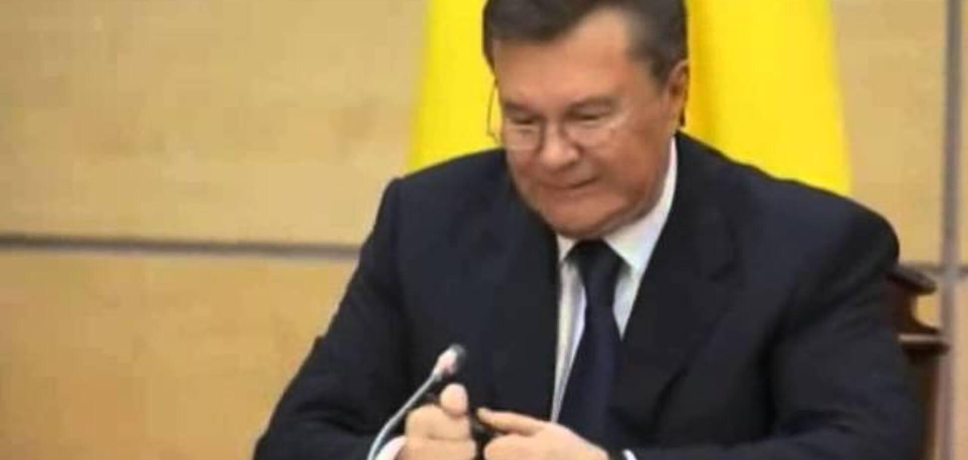 Ярема звернувся до генпрокуратури Росії з проханням екстрадувати Януковича і Ко