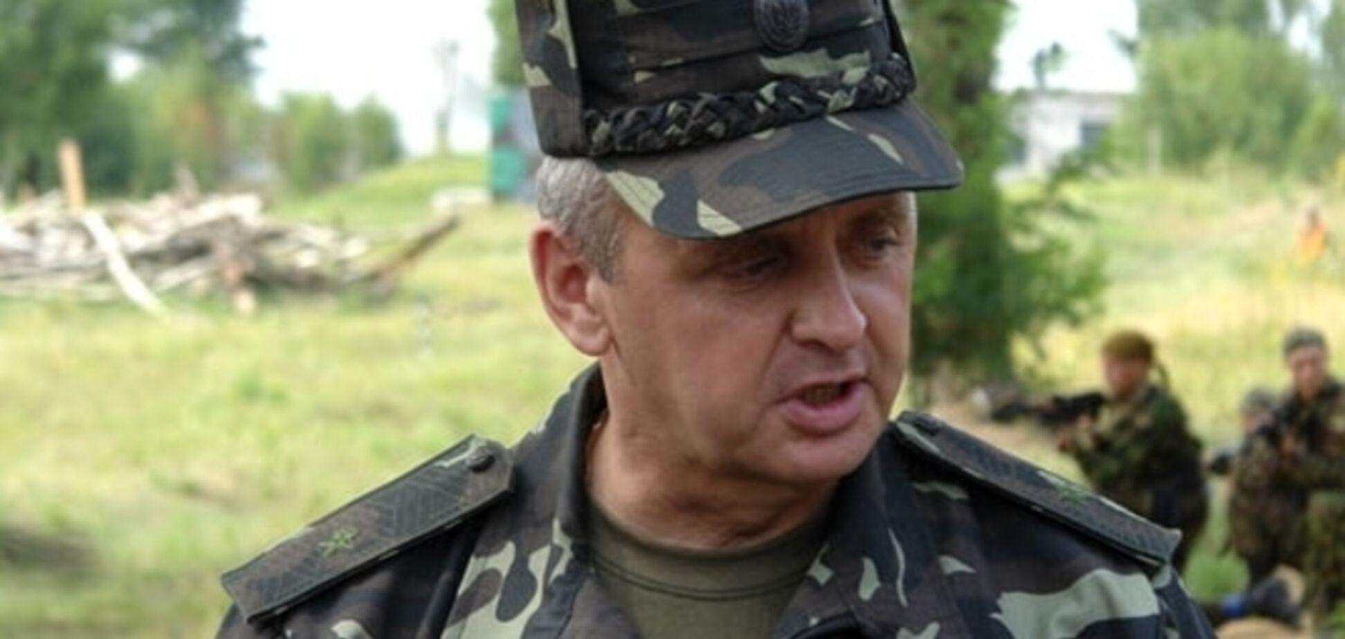 На Муженко подали заявление в прокуратуру за провал операции в районе донецкого аэропорта
