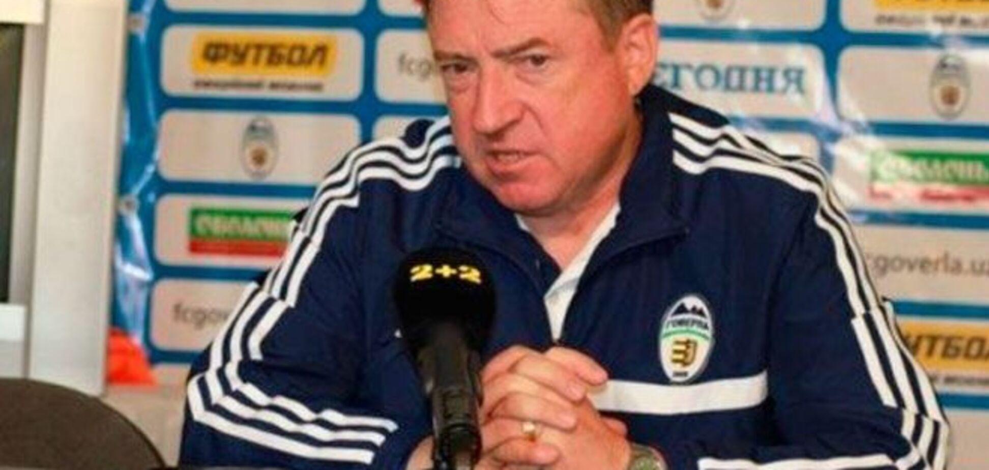 Тренер 'Говерлы' назвал главный плюс от президентства Коломойского в ФФУ