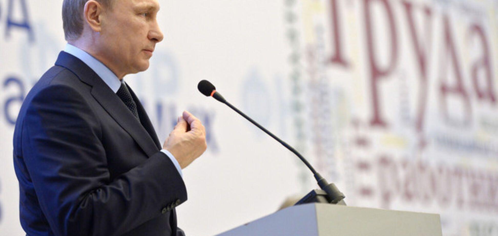 Путин назвал условие проведения переговоров с Порошенко, Олландом и Меркель 11 февраля