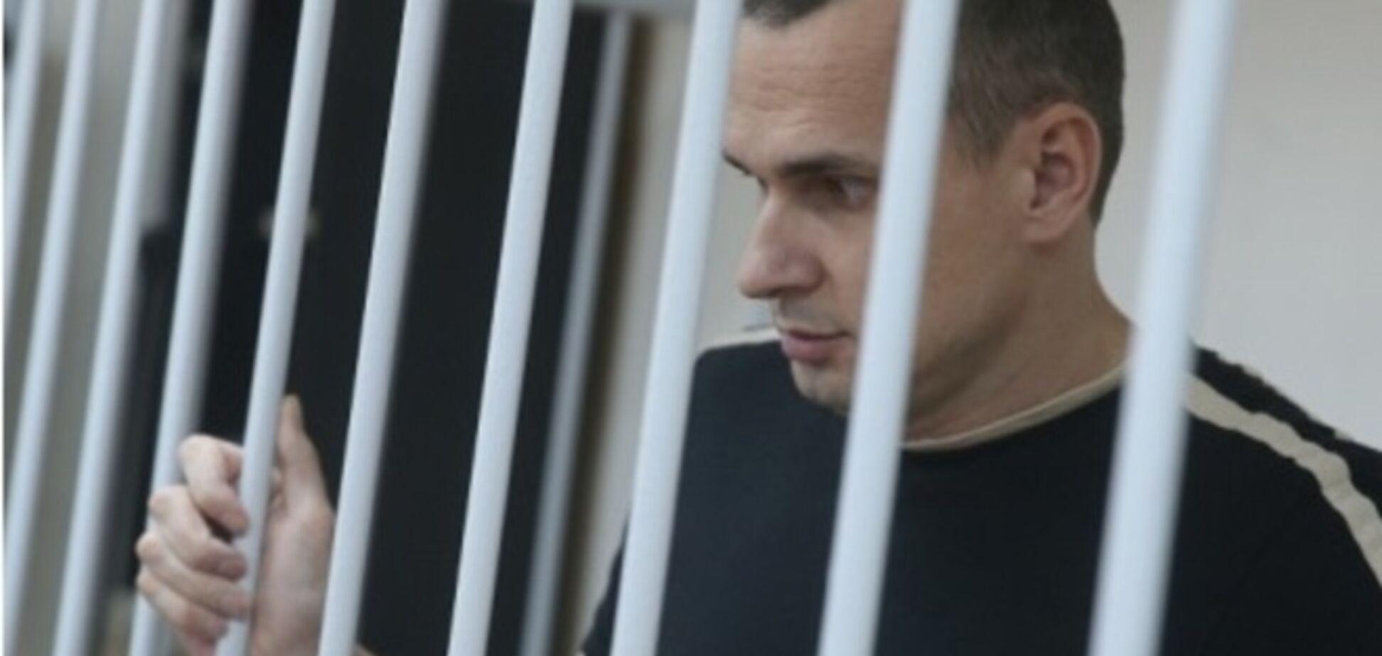Обвиняемого в терроризме украинского режиссера будут держать в московской тюрьме до 11 апреля